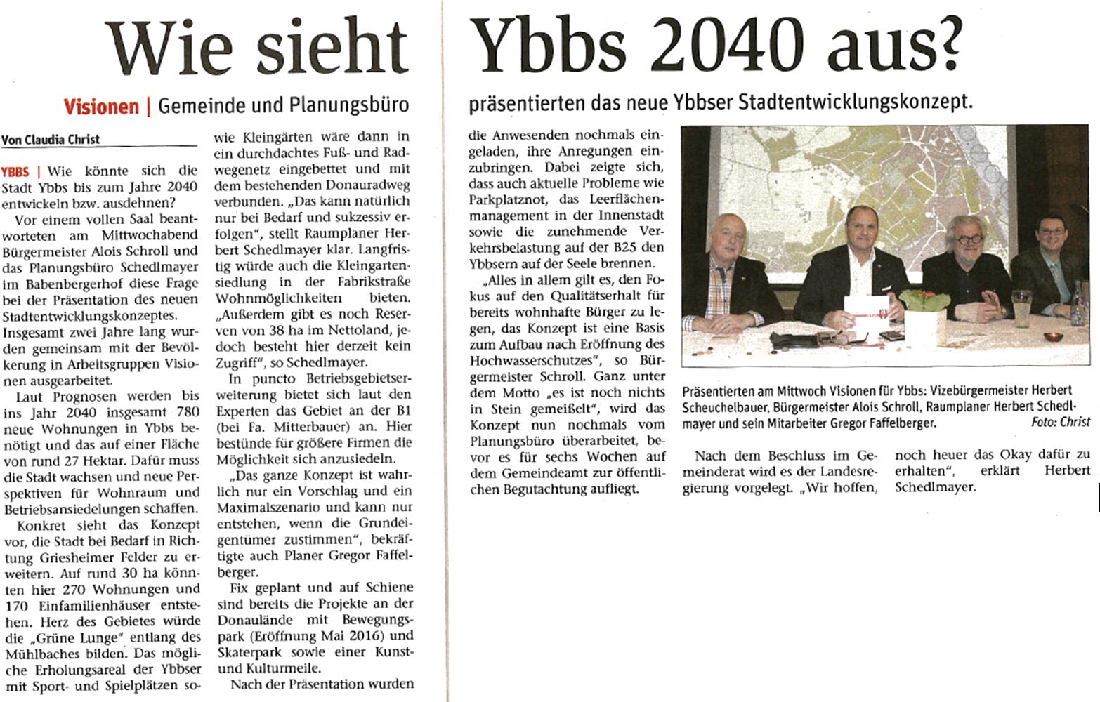 Artikel Ybbs 2040