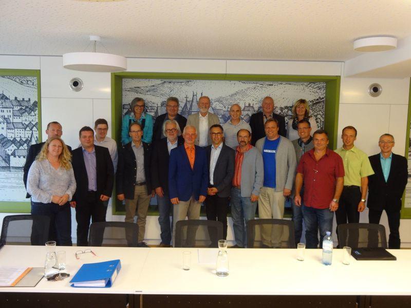 Aus der Presse: Kleinregionales Rahmenkonzept Nibelungengau