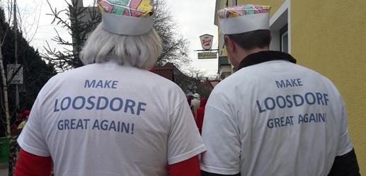 Faschingsdienstag: Vorschlag zur Flächenwidmungsänderung in Loosdorf stoßt auf große Akzeptanz