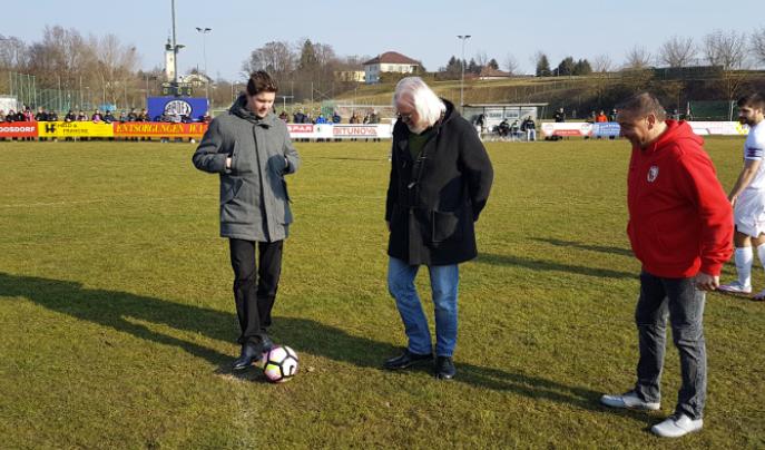 Aus der Presse: ASK Loosdorf Matchpatronanz
