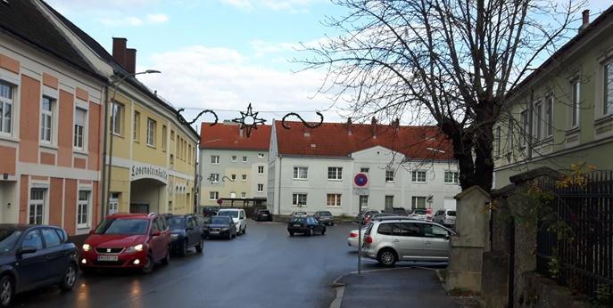Ortskernentwicklung Loosdorf